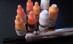 e-liquide vapoteur